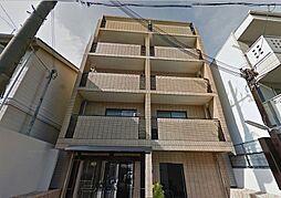 京都府京都市左京区北白川久保田町の賃貸マンションの外観