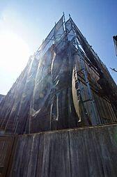 東京都品川区北品川5丁目の賃貸アパートの外観