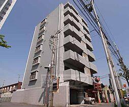 京都府京都市伏見区下鳥羽東芹川町の賃貸マンションの外観