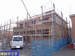 上野町アパート C棟[2階]の外観
