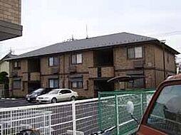 埼玉県春日部市豊町5丁目の賃貸アパートの外観