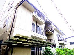 大阪府大阪市東成区東今里3丁目の賃貸アパートの外観
