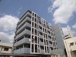 大阪府大阪市東淀川区豊新5の賃貸マンションの外観