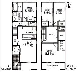 三河豊田駅 4,080万円