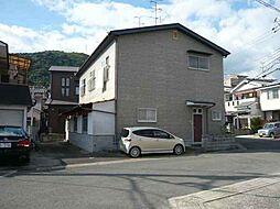 松山荘[1階]の外観