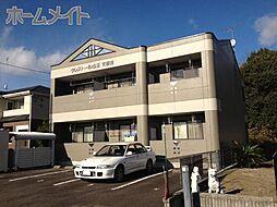 クレストール山王 弐番館[1階]の外観