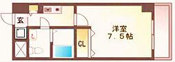 現代ハウス[2階]の間取り