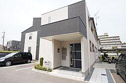 兵庫県伊丹市荒牧3丁目の賃貸アパートの外観