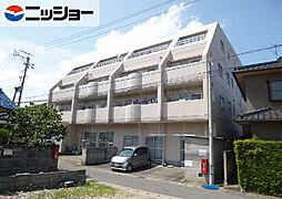 シャルム恵 E〜Hタイプ[3階]の外観