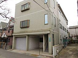 兵庫県尼崎市小中島3丁目の賃貸マンションの外観