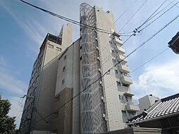 メビウス上本町西レジデンス[4階]の外観