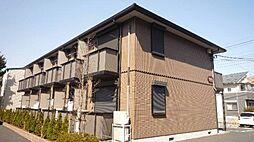 埼玉県さいたま市桜区中島4丁目の賃貸アパートの外観