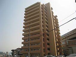 広島県広島市南区大州5丁目の賃貸マンションの外観