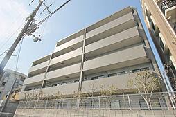 大阪府豊中市服部豊町1丁目の賃貸マンションの外観