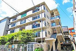 グリーンコーポ北加賀屋[5階]の外観