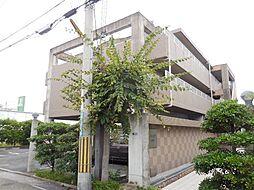 兵庫県尼崎市常松2丁目の賃貸マンションの外観