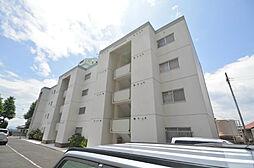 福岡県北九州市小倉南区湯川4丁目の賃貸マンションの外観