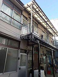 東京都板橋区上板橋3の賃貸アパートの外観