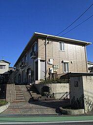 サンオーク[1階]の外観
