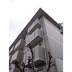 静岡県浜松市中区上島2丁目の賃貸マンションの外観
