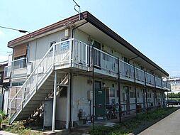 京都府宇治市木幡北島の賃貸アパートの外観