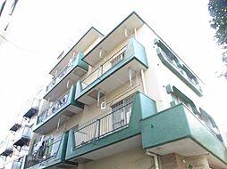 矢野エメラルドマンション[401号室]の外観