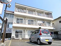 大阪府富田林市喜志新家町2丁目の賃貸マンションの外観