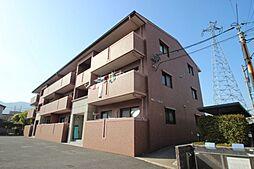 広島県広島市佐伯区五日市6丁目の賃貸マンションの外観