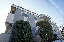 ハイネス壱番館[2階]の外観