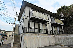 福岡県北九州市戸畑区丸町3丁目の賃貸アパートの外観