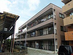 埼玉県坂戸市芦山町の賃貸マンションの外観