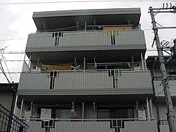 京都府京都市伏見区東朱雀町の賃貸マンションの外観