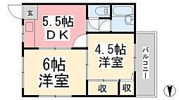 松山駅 3.8万円