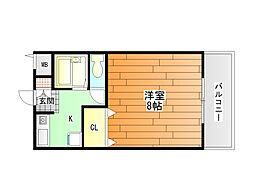 GRACE[2階]の間取り