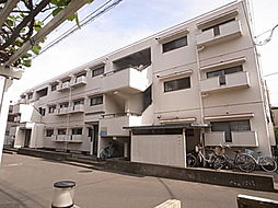 アネックス津田沼A棟[3階]の外観