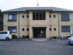 奈良県生駒郡三郷町三室1丁目の賃貸アパートの外観