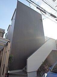 大阪府大阪市住之江区西住之江2丁目の賃貸アパートの外観
