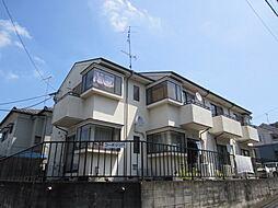 コーポジンバ[2階]の外観