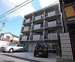 京都府京都市上京区横大宮町の賃貸マンションの外観