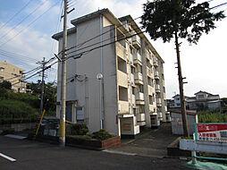 コーポ泉ヶ丘[301号室]の外観