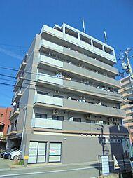 コートアゼィリア湯里[5階]の外観