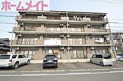 レジデンスITAZU[4階]の外観