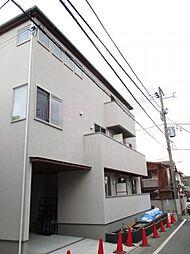 WOOD HOUSE EAST[1階]の外観