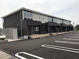 木更津市金田東1丁目新築アパート[207号室]の外観