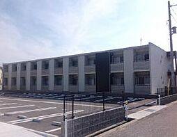 香川県坂出市福江町の賃貸アパートの外観