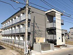 埼玉県さいたま市桜区桜田3の賃貸マンションの外観