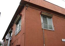 埼玉県戸田市上戸田3丁目の賃貸アパートの外観