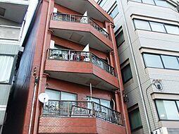 フェンテ広尾[4階]の外観