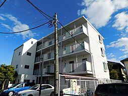 神奈川県相模原市南区東林間1の賃貸マンションの外観