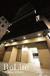 ファーストステージ江戸堀パークサイド[1407号室]の外観